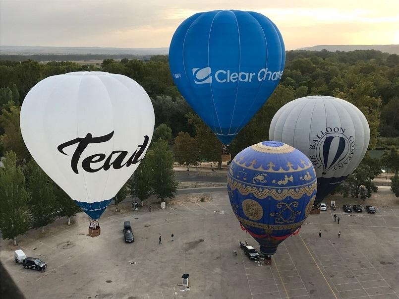 balloon publicidad