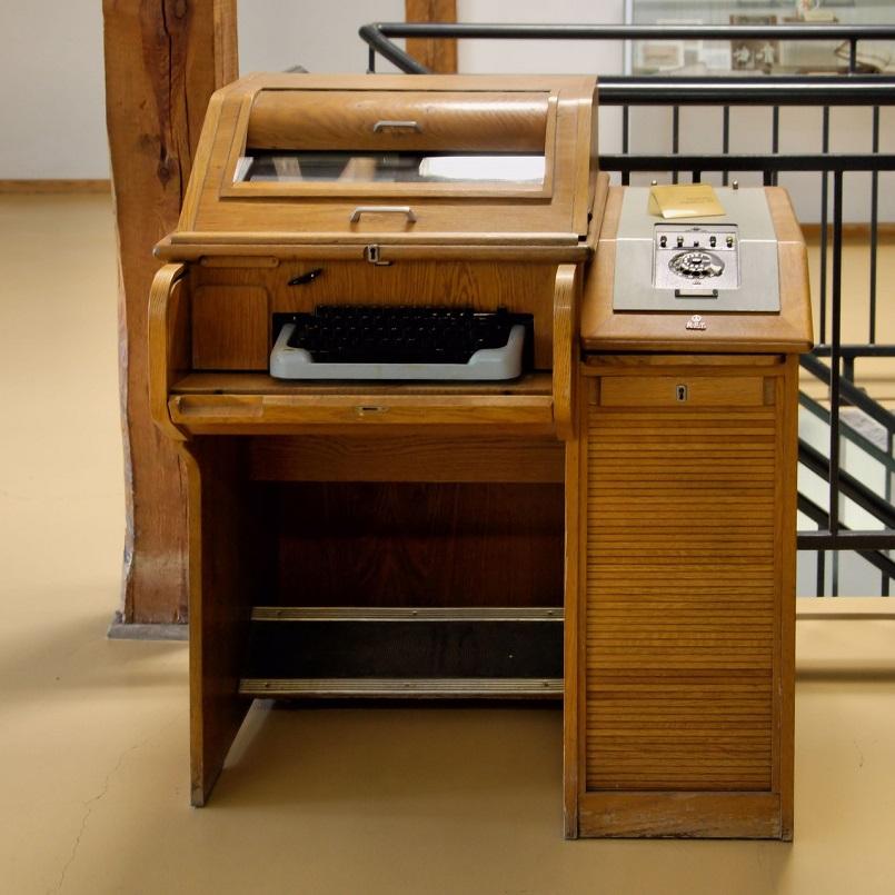 mesa de telégrafos