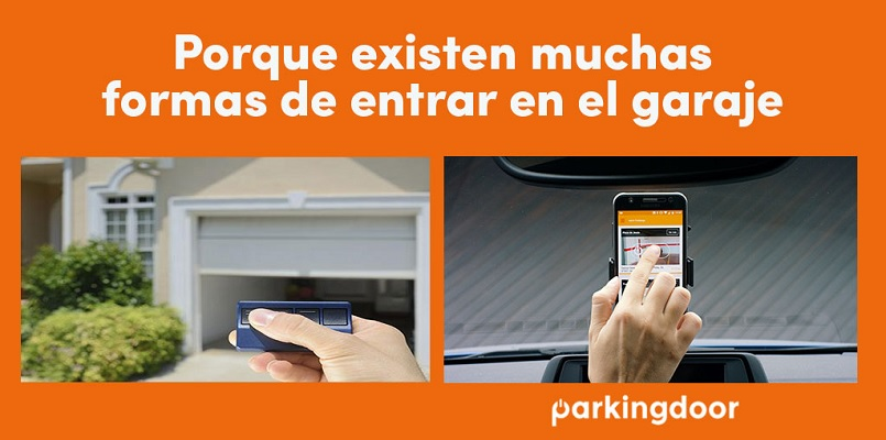 eysa Parkingdoor