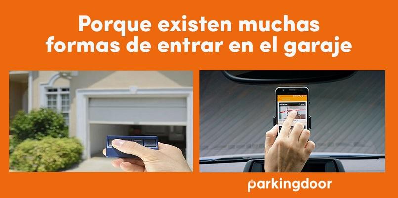 eysa Parkingdoor