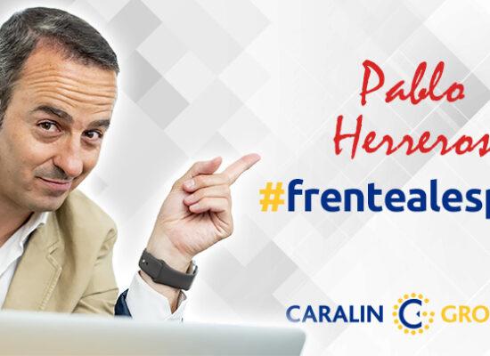 Pablo Herreros frentealespejo