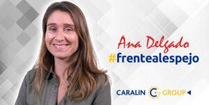 Ana Delgado #frentealespejo