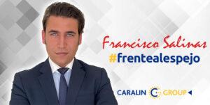 Francisco Salinas frentealespejo