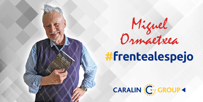 Miguel Ormaetxea #frentealespejo