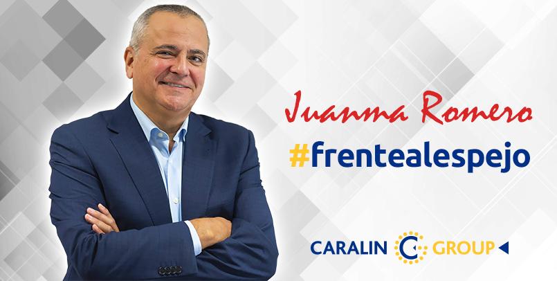 Juanma Romero #frentealespejo