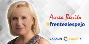 Aurea Benito #frentealespejo