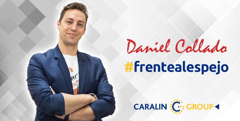 Daniel Collado #frentealespejo