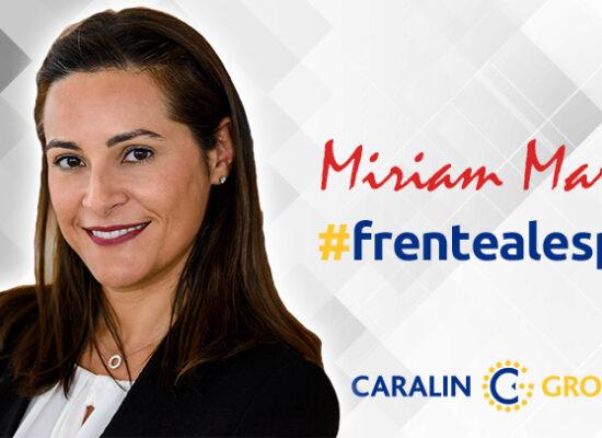Miriam Martín #frentealespejo