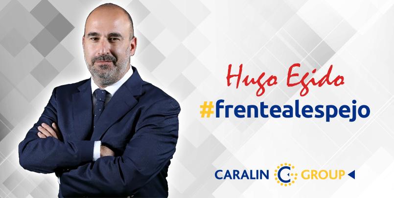 Hugo Egido #frentealespejo