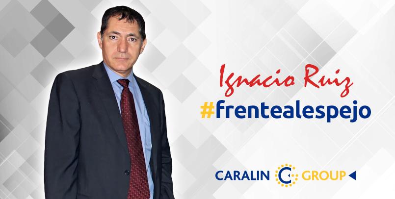 Ignacio Ruiz #frentealespejo