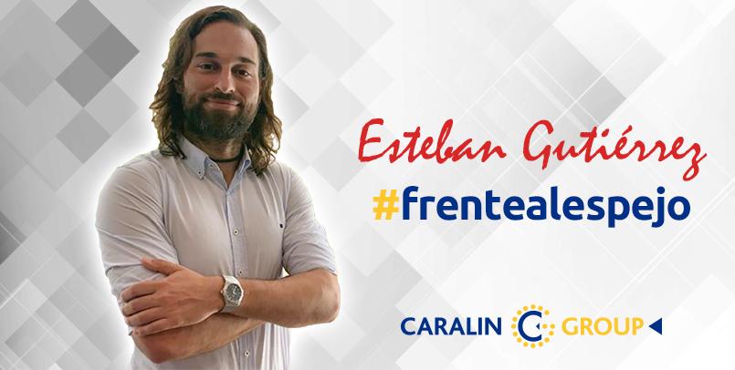 Esteban Gutiérrez #frentealespejo