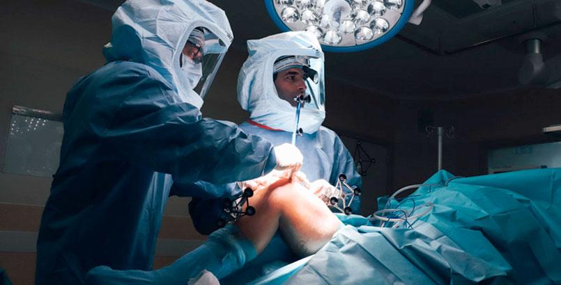 prótesis unicompartimentales de rodilla